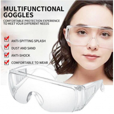 Medical Safety Goggles...