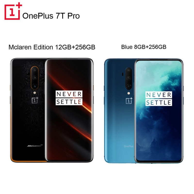 "Oneplus 7T Pro Mclaren Edition 12GB 256GB Smartphone Snapdragon 855 Plus 90Hz 6.67"" 48MP Triple Camera"