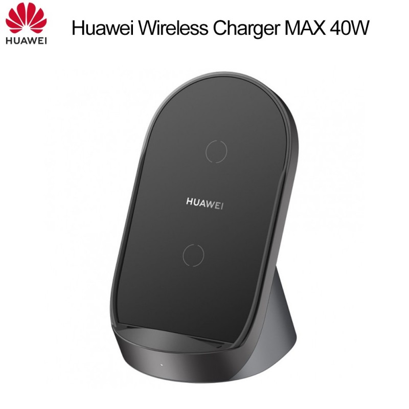 Huawei Wireless Charger MAX 40W Huawei Super Wireless Charger  For P40 Pro Mate 30 Pro Mate 20 Pro Matepad Pro For iphone 11/X
