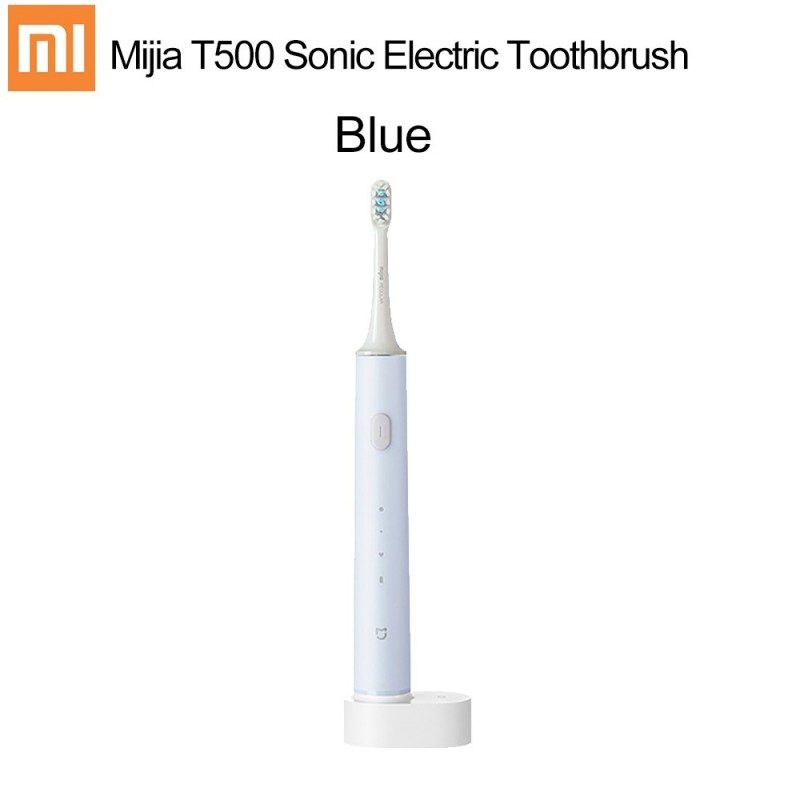 Xiaomi Mijia T500 Smart Electric Toothbrush Rechargeable Ultrasonic Whitening Tooth Brush Personalized Cleaning Mode