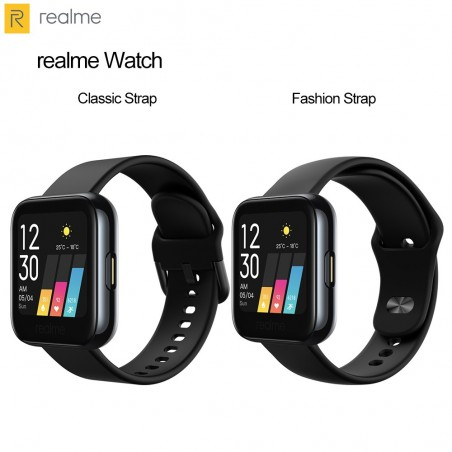 """Realme Watch Realme Fashion Watch Realme Classic Watch 1.4"""" HD Full Touch Screen Continuous Heart Rate Monitor"""