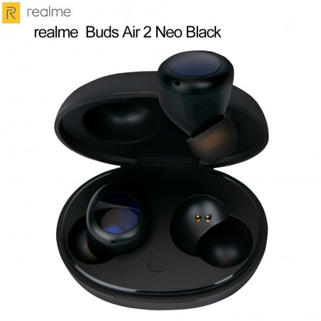 Realme Buds Air 2 Neo Wireless Earphones Active Noise Cancellation  Bluetooth 5.2 Stylish Super Low Latency Touch Control