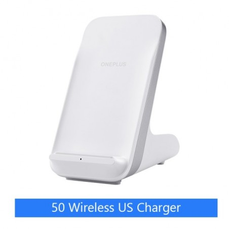 Original OnePlus Warp Charge 50 Wireless Charger US Wireless Qi-charging EPP 15W/5W 50W Max For Oneplus 9 Pro,30W For OnePlus 8P